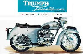Information On The 60s Meriden Triumph C Range T90 T100