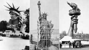 Statue Of Liberty Design History The Statue Of Liberty Was Created To Celebrate Freed Slaves
