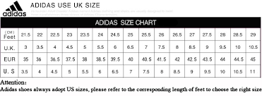 Adidas Foot Size Chart Adidas Shoe Size Chart Sale Up To 75 Discounts