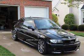 2002 Bmw 330ci Coupe 2 - Door 3. 0l Looks Like 2005 Bmw Coupe On ...