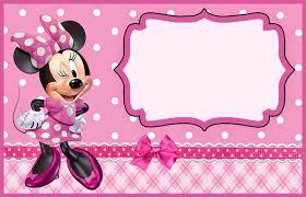 Minnie Mouse Template Under Fontanacountryinn Com