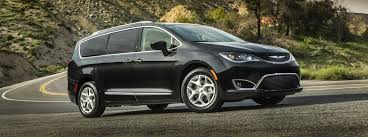 2020 Chrysler Pacifica Specs And Features Overview