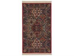 karastan rugs original panel kirman rectangular brown area rug