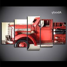 15 the best fire truck wall art brilliant