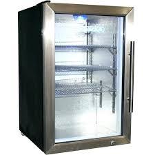 small glass refrigerator mini glass door fridge glass door refrigerator small compact refrigerator glass front