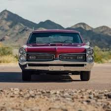 honest john s car advice your motoring questions answered pontiac gto on auction at bonhams scottsdale