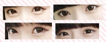 ulzzang eye make up tutorial tips korean