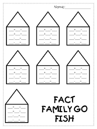Fact Triangle Worksheets Free Printables   Loving Printable