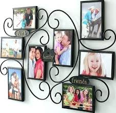 multiple picture frames family. Family Picture Collage Frame Large Frames Furniture Faith Friends Opening . Multiple