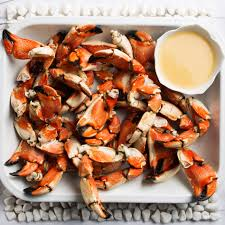 Stone Crab with Mustard Sauce recipe ...