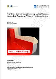 Ifb Institut Für Flachdachbau Und Bauwerksabdichtung Ifb