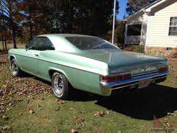 Chevy Impala SS - Willow Green