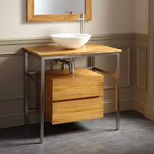 metal leg bathroom vanity formidable photo design vanities american standard retrospect console table legs in polished