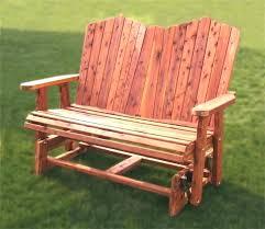 porch swing glider frame porch glider plans wooden glider benches outdoor rocking bench wooden rocking bench