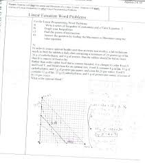 graphing linear equations in standard form worksheet math worksheets and print on graphing worksheet algebra two