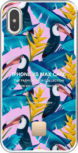 <b>Клип</b>-<b>кейс Happy Plugs</b> для Apple iPhone XS Max Toco Loco ...