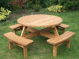 round picnic table 8 commercial pub style round picnic table picnic table canada round picnic table