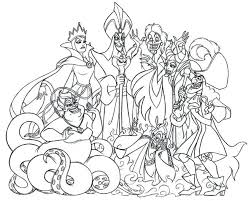 I am so happy with this project. Disney Villains Coloring Page Free Printable Coloring Pages For Kids