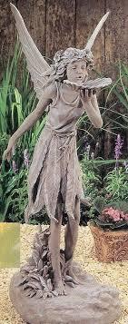 outdoor garden statues. Elegant Resin Garden Decor Fairy Statues My Gifts Gt Outdoor S