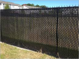 chain link fence slats lowes. Chain Link Fence Slats Lowes 211413 Garden Outdoor Divider Ideas With  Chain Link Fence Slats Lowes K