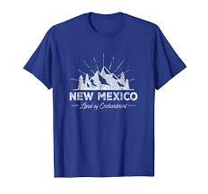 Hiking T Shirt Design Amazon Com New Mexico T Shirt Vintage Nm Hiking Retro Tee
