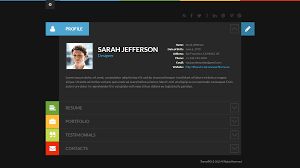 wordpress themes to showcase your resume online press castle cv just another wordpress site