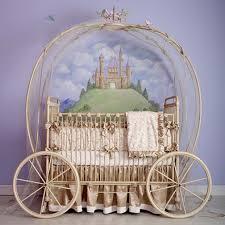 Cinderella Baby Room Decor