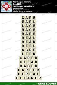 Level 2574 Wordscapes