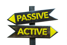 When To Use The Active And Passive Voice Mary Morel