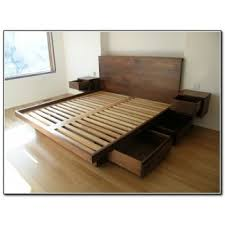 platform bed with drawers plans. King Size Platform Bed With Drawers Plans S