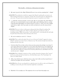 questions for the crucible essay questions for the crucible
