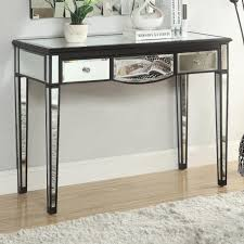 wall desk mirror. Simple Mirror Traditional Bedroom Console Accent Tables Black Table With Mirror Wall  And Desk M