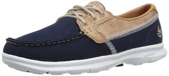 skechers clearance. skechers women\u0027s go step-seashore boat shoes blue nvy women\u0027s,cheap sneakers, clearance t