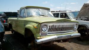 Junkyard Find: 1975 Jeep J10 Pickup - The Truth About Cars