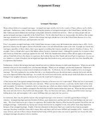 essay of argumentation cover letter argumentative essay examples for college good