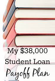My 38 000 Student Loan Payoff Plan Making Sense Of Cents