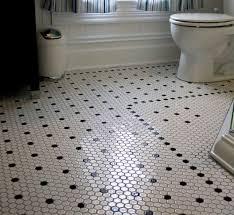 black and white bathroom floor tile. exclusive design black and white hexagon floor tile 20 bathroom l