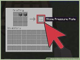 use iron door in minecraft new how to make a simple trap in minecraft 9 steps