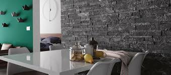 how to use textured stone effect wall