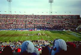 Foxborough Gillette Stadium Seating Chart Foxboro Stadium History Photos More Of The Former Nfl