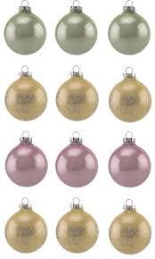 Thüringer Glasdesign Weihnachtsbaumkugel Pastell 12 Stück Made In Germany Online Kaufen Otto