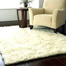 Safavieh Sheepskin Rug Area S White