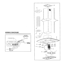 broan range hood wiring diagram wiring diagram and hernes invent bath and ventilation fans broan