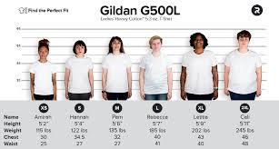 Gildan 5000 Size Chart Gildan T Shirts G200 G800 G500 Vs The Hanes Beefy Tee