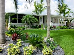 Antique 7 Tropical Front Yard Landscaping On Pool Landscapes Tropical  Landscape
