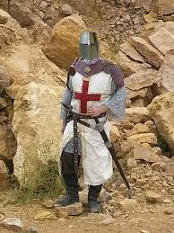 picture of battle ready meval leather armor