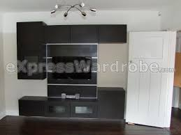 Living Room Cabinets Ikea Sale Ikea Besta Entertainment Shelf Unit Geneva 4 Livingroom 7