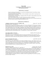Residential Concierge Resume Sample Concierge Resume Resume