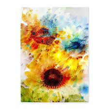 sunflower area rug amazing crafty design beautiful home rugs ideas for ordinary print