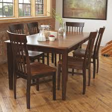 LJ Gascho Furniture Solid Wood Dining Sets  Piece Dining Set - Dining room table solid wood